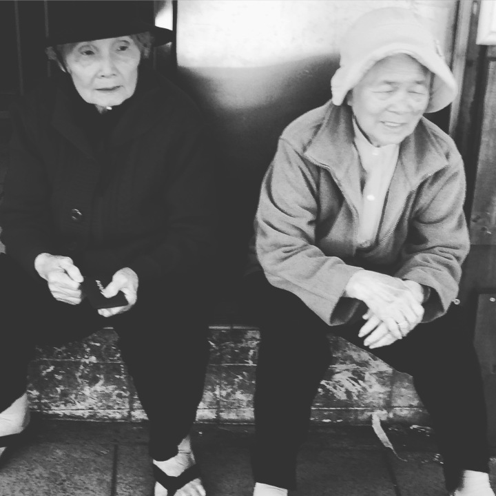 Marrickville grannies